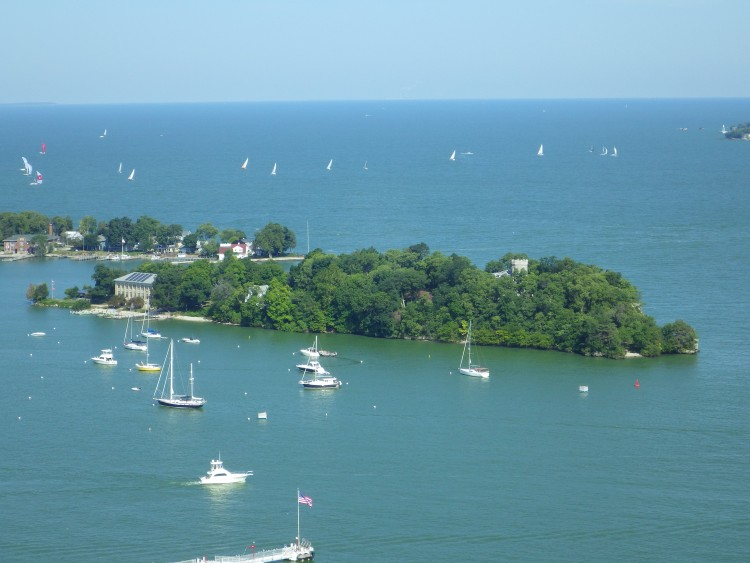 Gibraltar Island, Lake Erie, Ohio